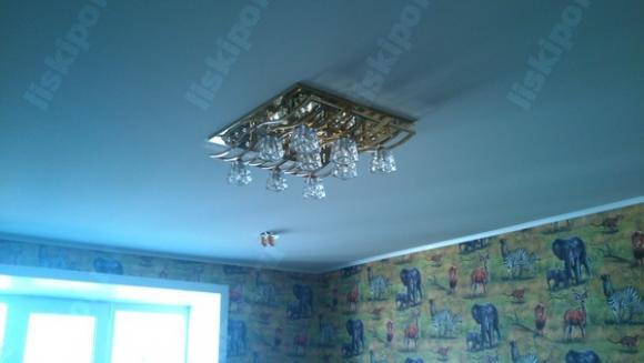 Тканевые потолки Clipso